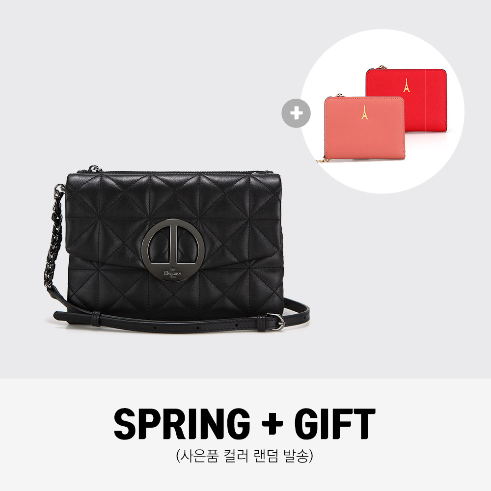 Spring Gift 세트상품 소가죽 크로스백 BNFH504A